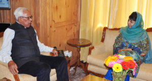 GOVERNOR MEETING MS. MEHBOOBA MUFTI, CHIEF MINISTER-24