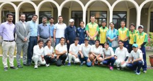 Sports education and skills event ... Australian High Commission-