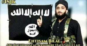 Kashmiri student surfaces on social media posing as IS militant