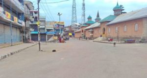 A-complete-shutdown-was-observed-in-Shopian