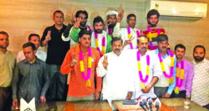 'Sarpanches-among-dozens-of-youth-from-BJP-join-Panthers-party'