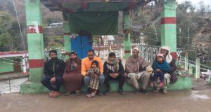 Kashmir-LoC-Shrine
